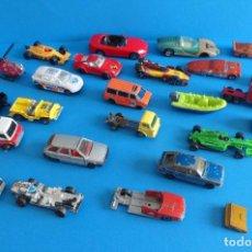 Auto in scala: COCHES METÁLICOS DE JUGETE DE DIVERSAS ÉPOCAS, MARCAS Y ESCALAS - DESPIECE - CHATARRA - REPUESTOS. Lote 61961608