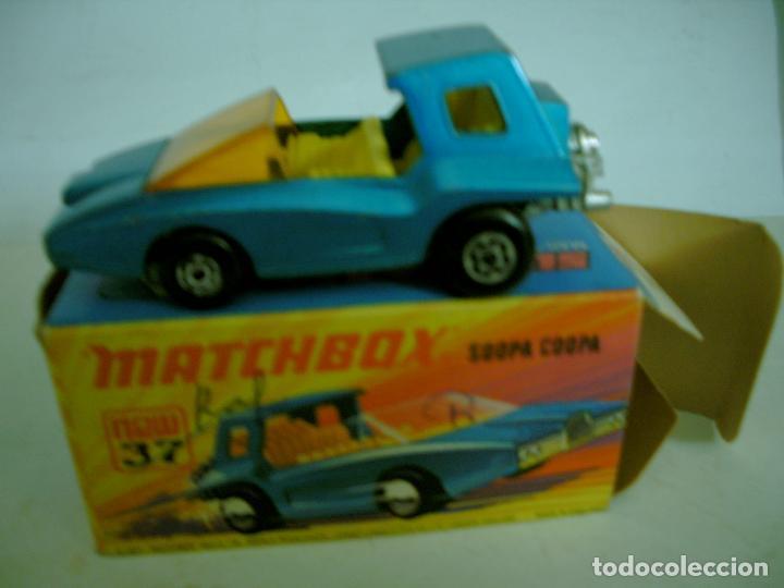 Coches a escala: MATCHBOX SERIE SUPERFAST SOOPA COOPA EN CAJA - Foto 2 - 62125740
