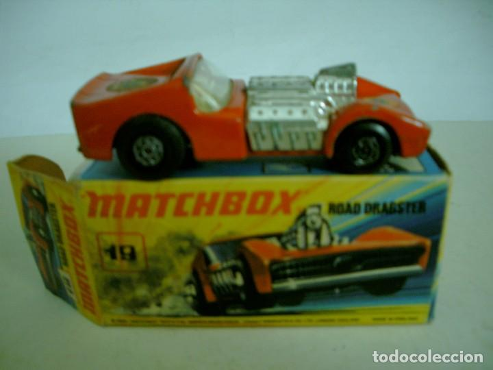 Coches a escala: MATCHBOX SERIE SUPERFAST ROAD DRAGSTER EN CAJA - Foto 1 - 62126040