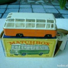Auto in scala: MATCHBOX MERCEDES COACH EN CAJA REF 68. Lote 62255340