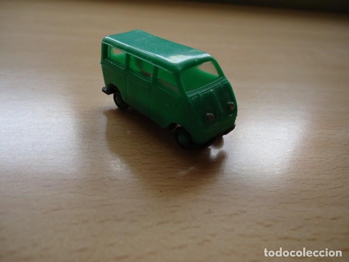 DKW COMBI II Nº 28, ESC. 1/86 , ANGUPLAS MINI-CARS, ORIGINAL (Juguetes - Coches a Escala Otras Escalas )