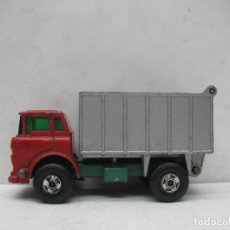 Coches a escala: MATCHBOX LESNEY SUPERFAST REF: 26 - CAMIÓN G.M.C. TIPPER TRUCK 1970. Lote 67481757
