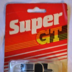 Coches a escala: BLISTER 1: COCHE SUPER GT. MATCHBOX 1985.. Lote 67670101