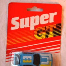 Coches a escala: BLISTER 2: COCHE SUPER GT. MATCHBOX 1985.. Lote 67670145