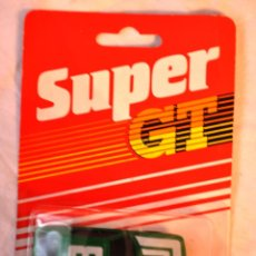 Coches a escala: BLISTER 4: COCHE SUPER GT. MATCHBOX 1985.. Lote 67670241