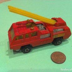 Coches a escala: MATCHBOX BLAZER BOMBEROS.. Lote 68606145