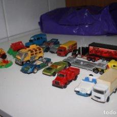 Modellautos - Lote de coches y camiones. - 69973469