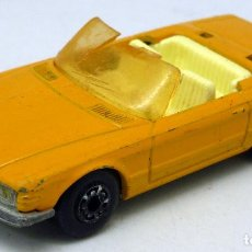 Coches a escala: MERCEDES 350 SL MATCHBOX SUPERFAST LESNEY Nº 6 1973. Lote 70377345