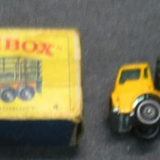 Coches a escala: MATCHBOX STAKE TRUCK A. LESNEY PRODUCT Nº 4 EN CAJA. Lote 70937221