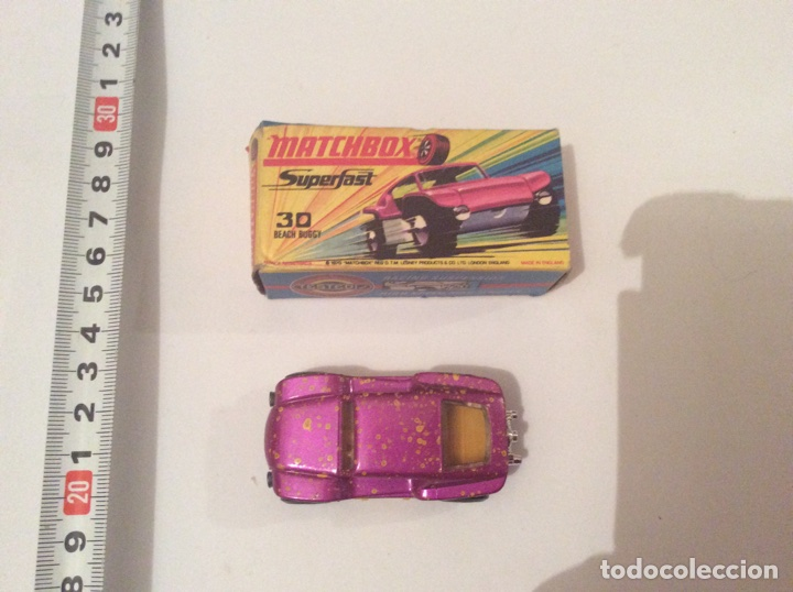 Coches a escala: MATCHBOX SUPERFAST - BEACH BUGGY, - MADE IN ENGLAND AÑOS 70 - Foto 1 - 71062877