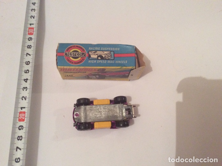 Coches a escala: MATCHBOX SUPERFAST - BEACH BUGGY, - MADE IN ENGLAND AÑOS 70 - Foto 2 - 71062877