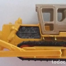 Coches a escala: MATCHBOX SUPERFAST Nº 64. CATERPILLAR BULLDOZER, AÑOS 70. MADE IN ENGLAND. Lote 73051831