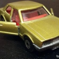 Coches a escala: MATCHBOX SUPERFAST WHEELS COCHE FORD CORTINA Nº 55 AÑOS 70. MADE IN ENGLAND. Lote 73600787