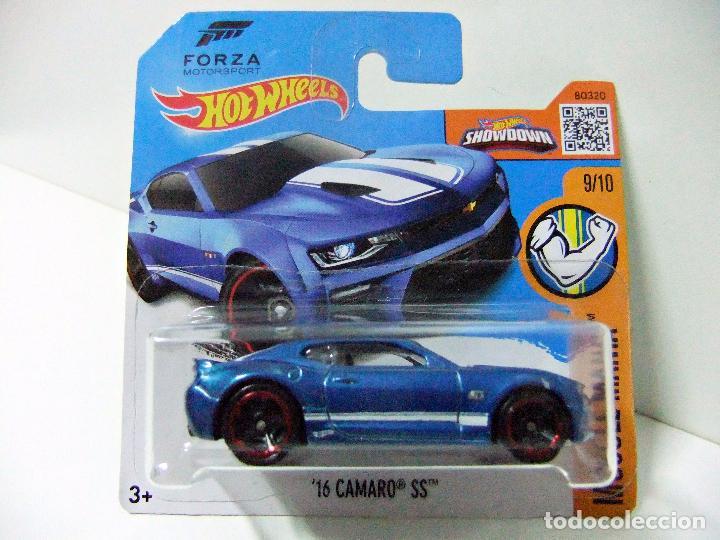 16 Camaro Ss Chevrolet 2016 Forza Motorsport Comprar Coches En