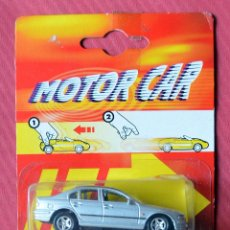 Coches a escala: BMW 328 - MAJORETTE - MOTOR CAR - CON TRACCIÓN - NUEVO EN SU BLISTER. Lote 74145859