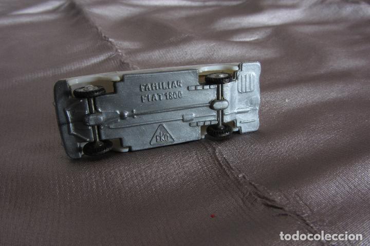 Coches a escala: EKO AMBULANCIA FIAT FAMILIAR 1800 DE LOS AÑOS 60 - Foto 8 - 67056418