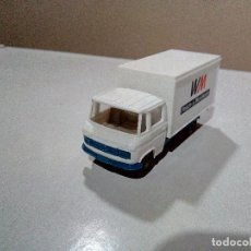 Coches a escala: WIKING,CAMIÓN MERCEDES WM, MADE IN GERMAN. Lote 75784719