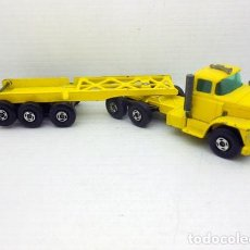 Coches a escala: 801 MATCHBOX SUPER KINGS K-16 DODGE TRACTOR CAMION TRUCK LORRY ENGLAND ALFREEDOM. Lote 75912675