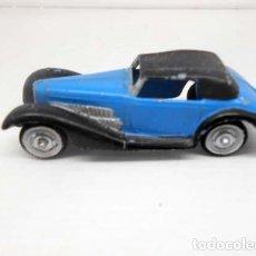 Coches a escala: 520. TOOTSIETOY TOOTSIE TOY COCHE MERCEDES 1939 METAL MODEL CAR USA MINIATURA. Lote 75954387