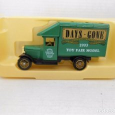 Coches a escala: MATCHBOX ORIGINAL COCHE EDICION ESPECIAL TOY FAIR MODEL 1993 DAYS GONE METAL. Lote 76179363