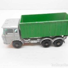 Coches a escala: 196. MATCHBOX LESNEY Nº 47 CAMION TIPPER CONTAINER TRUCK LORRY ENGLAND MACHBOX. Lote 76486483