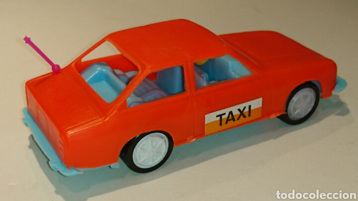 Coches a escala: Seat 124 sport coupe 1800 de VAM TAXI - Foto 2 - 76894854