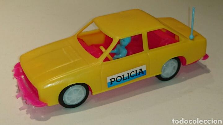 SEAT 124 SPORT COUPE 1800 DE VAM POLICIA (Juguetes - Coches a Escala Otras Escalas )