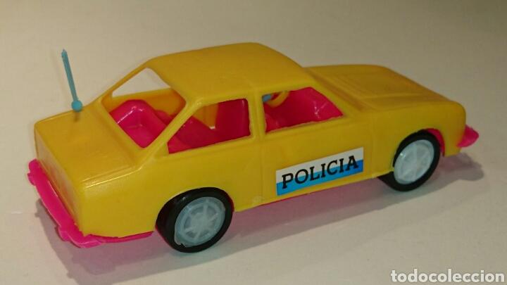 Coches a escala: Seat 124 sport coupe 1800 de VAM policia - Foto 2 - 76895230
