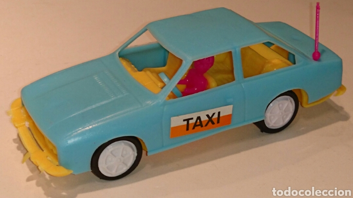 SEAT 124 SPORT COUPE 1800 DE VAM TAXI (Juguetes - Coches a Escala Otras Escalas )