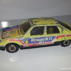 Coches a escala: MIRA : RENAULT 11 RALLYE REF. 208 MADE IN SPAIN AÑOS 80. Lote 77277029