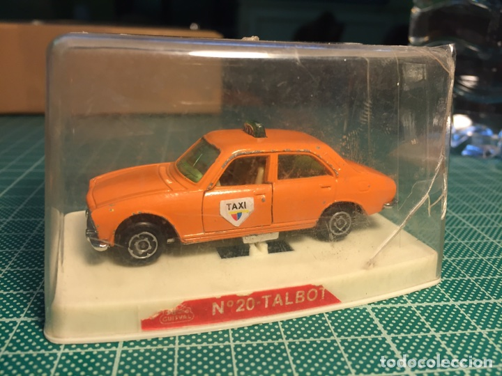 Guisval Peugeot 504 Taxi Comprar Coches En Miniatura A Otras