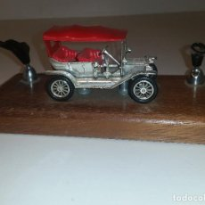 Coches a escala: MATCHBOX, LESLEY , MADE IN ENGLAND, GIFT SET, MUY RARO !. Lote 78154277