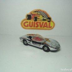 Coches a escala: CHEVROLET MONZA GT ESPECIAL CROMADO DE GUISVAL CAMPEON 1,64. Lote 78373553