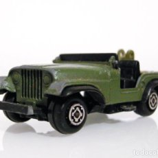 Coches a escala: JEEP WILLYS DE GUISVAL. Lote 78651057