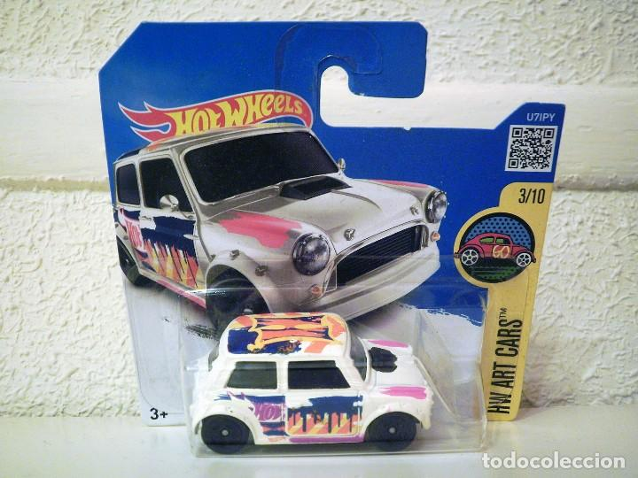Hot Wheels Morris Mini Buy Model Cars At Other Scales At
