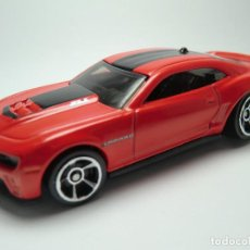 Auto in scala: HOT WHEELS CAMARO ZL 2012 1/64. Lote 79291537