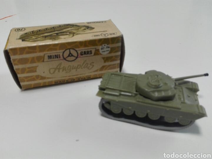 Coches a escala: Anguplas tanque centurión nº 70, con caja - Foto 2 - 79989694