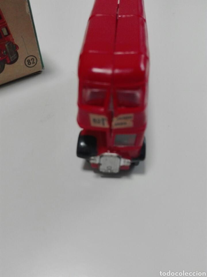 Coches a escala: Anguplas autobus dos pisos coca cola nº 82 - Foto 2 - 79990270