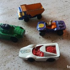 Coches a escala: LOTE COCHES MATCHBOX . Lote 80012649