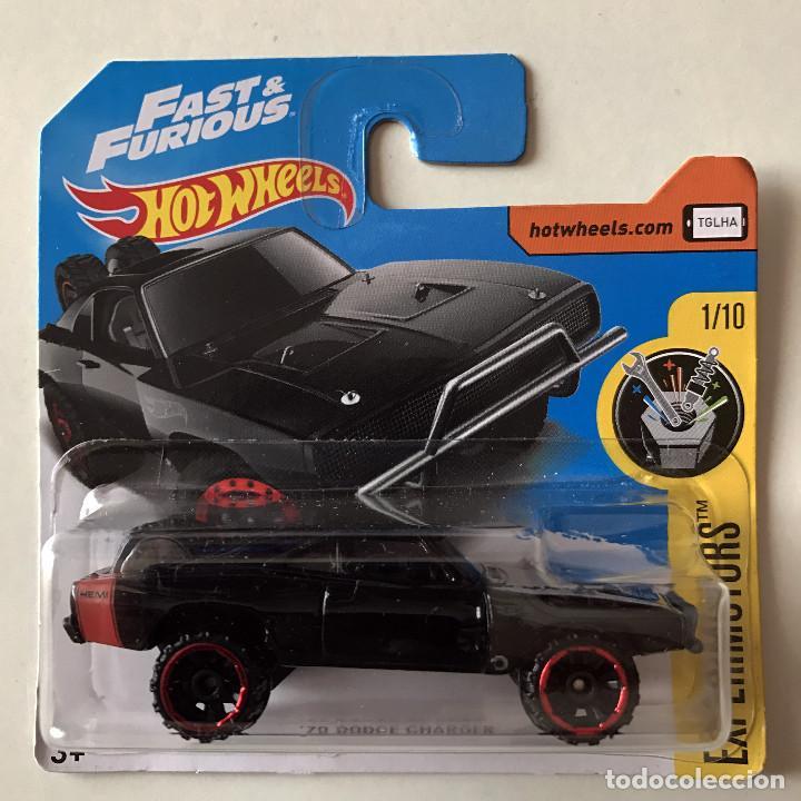 Vendido Charget Venta 64 Hotwheels Wheels Hot En 1 Fast 70 Dodge UVGqpSMz