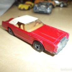 Coches a escala: LINCOLN CONTINENTAL DE MATCHBOX SUPERFAST Nº 28.LESNEY ENGLAND 1979.. Lote 81126396