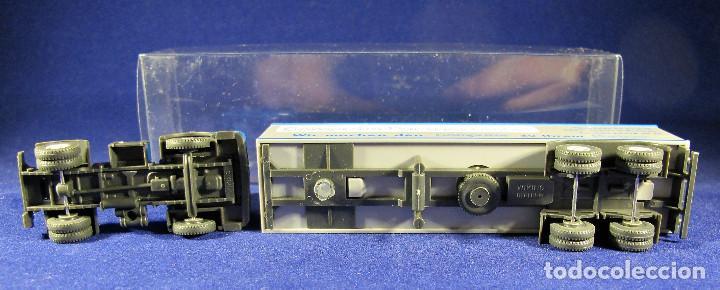 Coches a escala: Trailer Wiking Camion MB Escala H0 - Foto 3 - 81198828