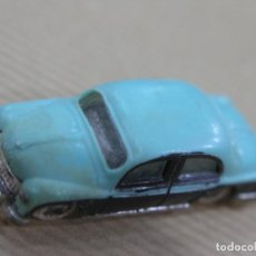 Coches a escala: SEAT 1400 VERDE BICOLOR RARO MINICARS MINI CARS ANGUPLAS 3 ESCALA 1/86. Lote 84988668