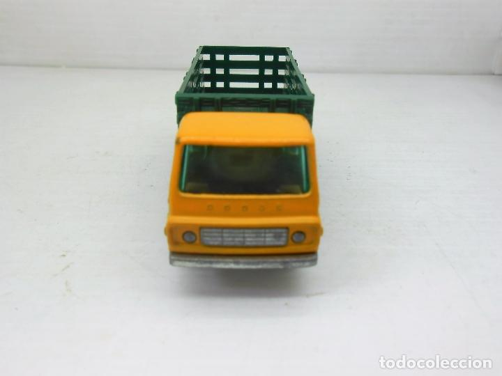 Coches a escala: 1345 MATCHBOX CAMION STAKE TRUCK REF 4 LESNEY LORRY MINIATURA TRANSPORTE alfreedom - Foto 4 - 85965516