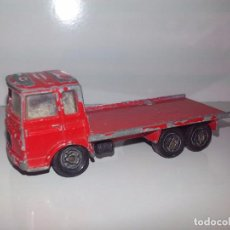 Coches a escala: MAJORETTE - MINIATURA DE METAL CAMION SAVIEM MADE IN FRANCE AÑOS 60 / 70 ESCALA 1/100. Lote 86260760