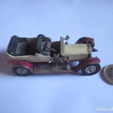 Coches a escala: MATCHBOX Nº Y-10 ROLLS ROYCE SILVER GHOST, MADE IN ENGLAND BY LESNEY. Lote 86488452