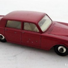 Coches a escala: ROLLS ROYCE SILVER SHADOW - MATCHBOX Nº 24, MADE IN ENGLAND BY LESNEY. Lote 87128648