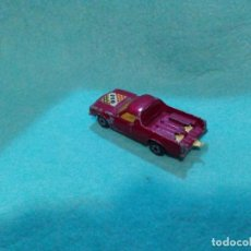 Coches a escala: LOTE COCHE DE METAL - MATCHBOX LESNEY Nº60 HOLDEN PICX UP VINTAGE 1977 - MADE IN ENGLAND. Lote 87722336