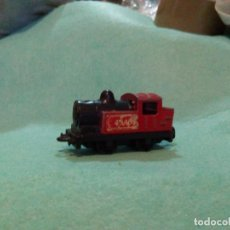 Coches a escala: LOTE TREN DE METAL - MATCHBOX LESNEY STEFAN LOCO - VINTAGE 1978 - MADE IN ENGLAND. Lote 87728800