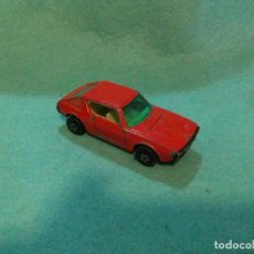 Coches a escala: LOTE COCHE DE METAL - MATCHBOX LESNEY Nº62 RENAULT 17 TL - VINTAGE 1974 - MADE IN ENGLAND. Lote 87735592